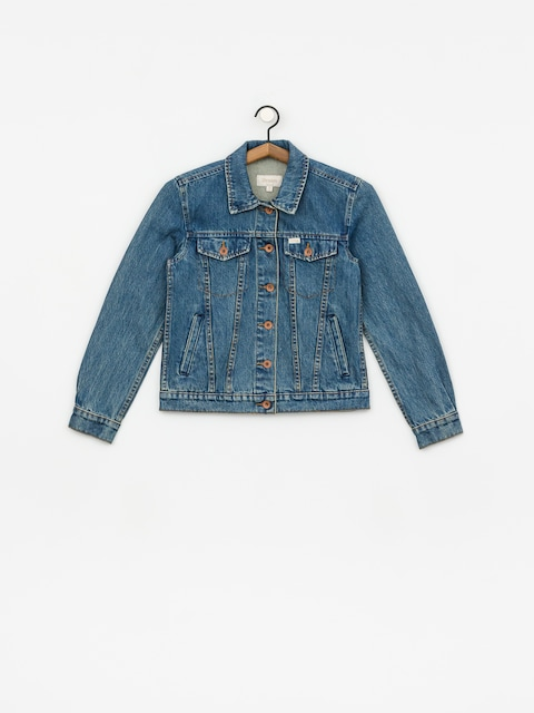 Bunda Brixton Broadway Denim Wmn (worn indigo)