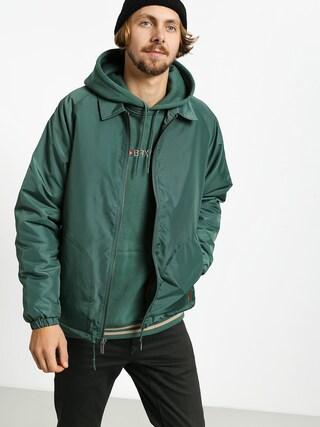 Bunda Brixton Claxton Collar Sherpa (emerald)