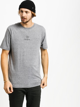 Triu010dko Brixton Main Label II Prt (heather grey)