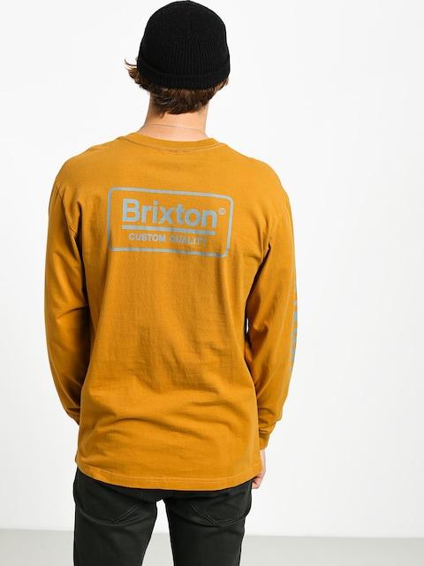 Triko Brixton Palmer II Stt (maize)