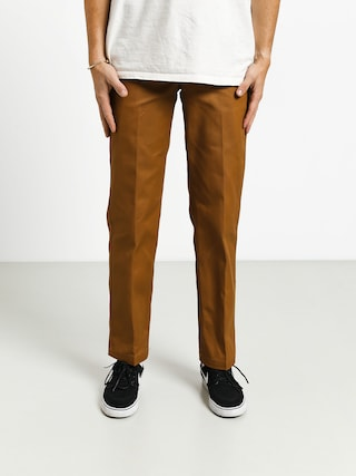 Kalhoty Dickies Straight Work Pant (brown duck)