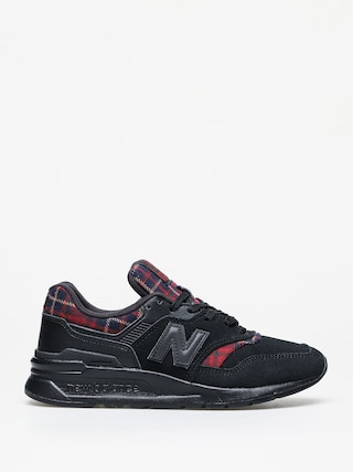 Boty New Balance 997 Wmn (black/red)