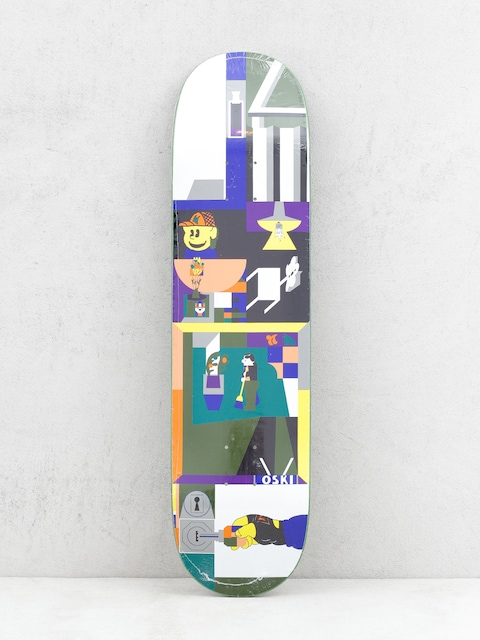 Deska Polar Skate Rozenberg Key (multi)