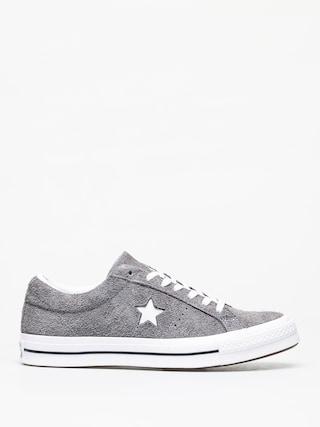 Tenisky Converse One Star Ox (carbon grey/white/black)