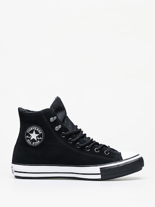Tenisky Converse Chuck Taylor All Star Hi Winter Leather Gore Tex (black/white/black)
