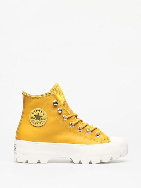 Boty Converse Chuck Taylor All Star Hi Lugged Winter Wmn (gold dart)