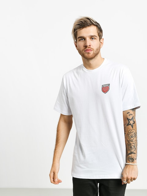 Tričko Prosto Lilshield (white)