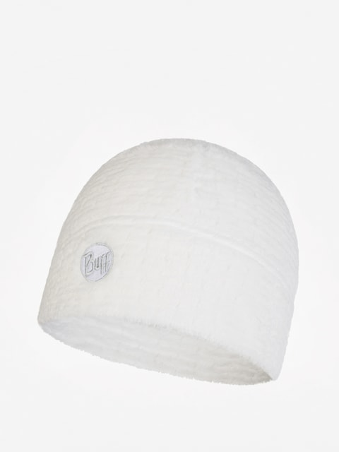Čepice Buff Polar Thermal (solid white)