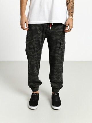 Kalhoty Es Cargo Jogger (black)