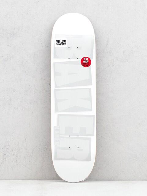 Deska Baker Ks Brand Name (white tonal)