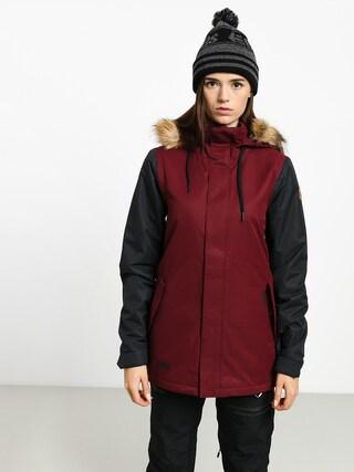 Snowboardovu00e1 bunda Volcom Fawn Ins Wmn (scr)