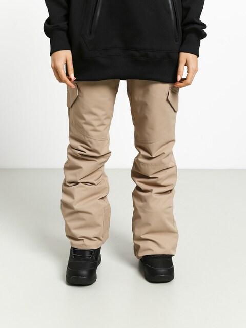 Snowboardové kalhoty  Volcom Bridger Ins Wmn (snd)