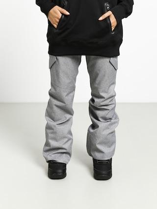 Snowboardové kalhoty  Volcom Bridger Ins Wmn (hgr)