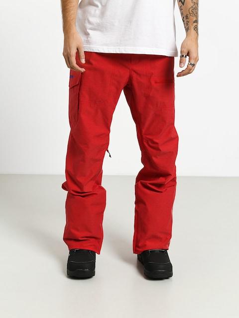 Snowboardové kalhoty Burton Covert (flame scarlet rpstp)