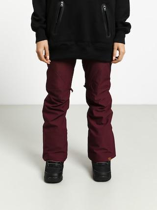 Snowboardové kalhoty  Roxy Cabin Wmn (grape wine)