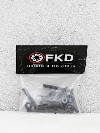 Šroubky FKD Allen Hardware (black)