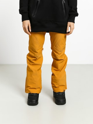 Snowboardovu00e9 kalhoty  Roxy Cabin Wmn (spruce yellow)