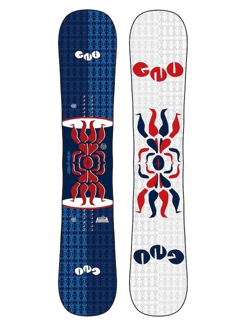 Snowboard Gnu Asym Headspace C3 (multi)
