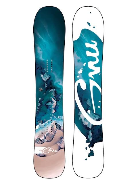 Snowboard Gnu Whip C3 Wmn (multi)