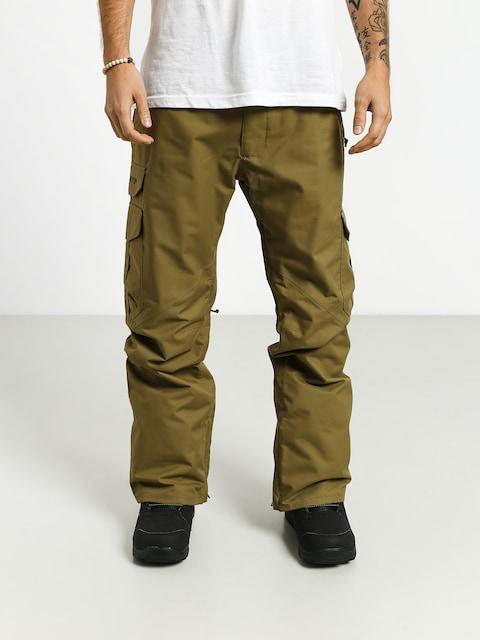 Snowboardové kalhoty  Burton Cargo Regular (martini olive)