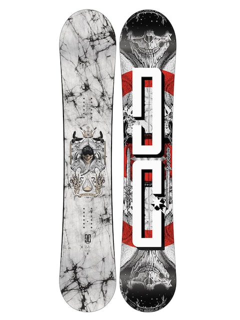 Snowboard DC Space Echo (multi)