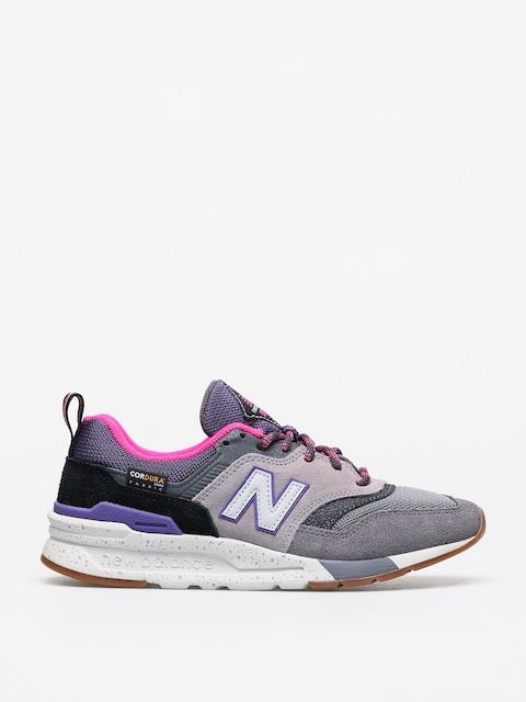 Boty New Balance 997 Wmn (grey/purple)