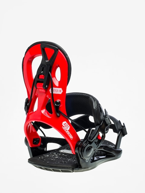 Snowboardové vázání Gnu Cheeter (red)