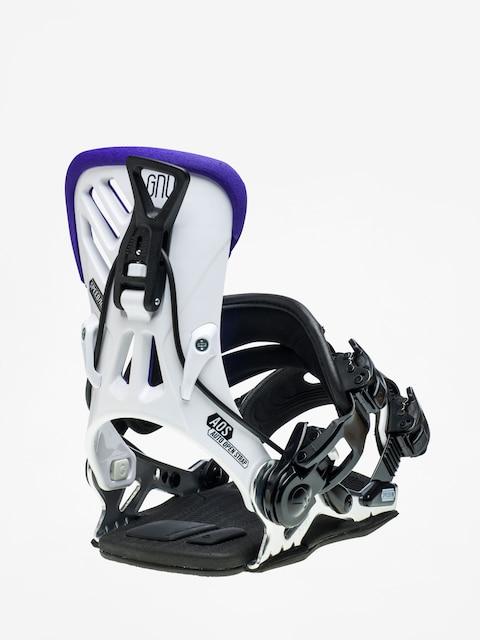 Snowboardové vázání Gnu B-Free Wmn (white)