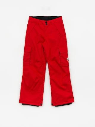 Snowboardovu00e9 kalhoty  DC Banshee Yth (racing red)