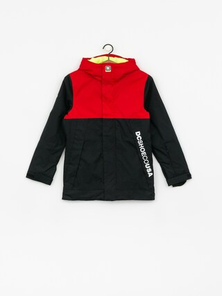 Snowboardovu00e1 bunda DC Defy Yth (black)