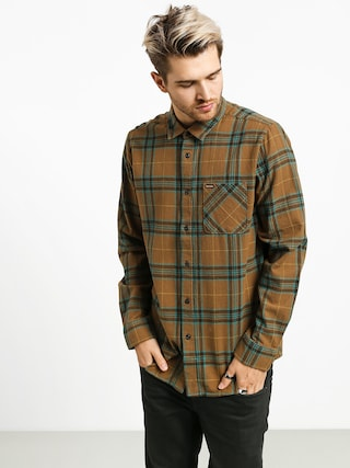 Kou0161ile Volcom Caden Plaid (mud)