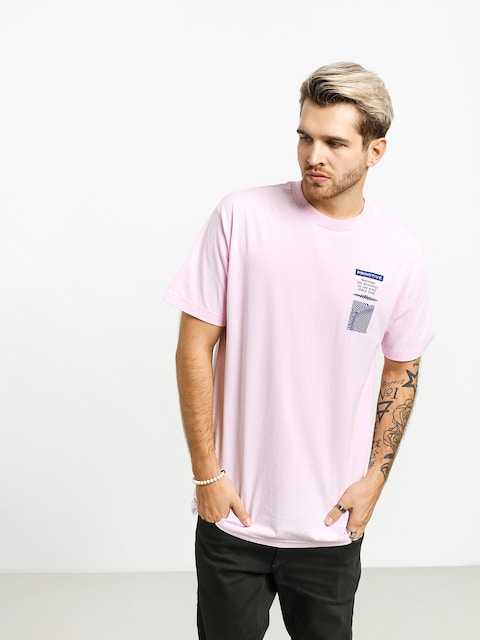 Tričko Primitive Experience (pink)
