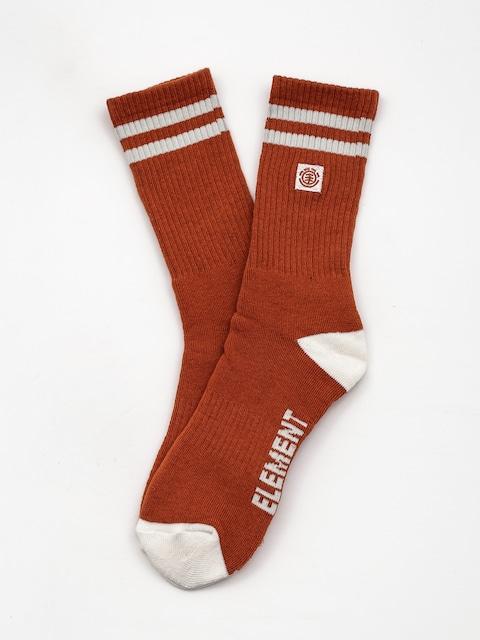 Ponožky Element Clearsightocks (burnt ochre)