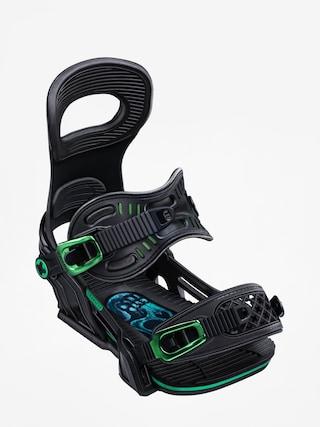 Snowboardovu00e9 vu00e1zu00e1nu00ed Bent Metal Transfer (black)