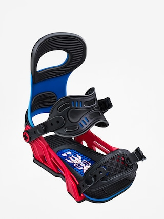 Snowboardovu00e9 vu00e1zu00e1nu00ed Bent Metal Transfer (blue/red)