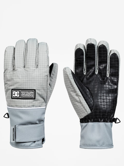 Rukavice DC Franchise Se (neutral gray)