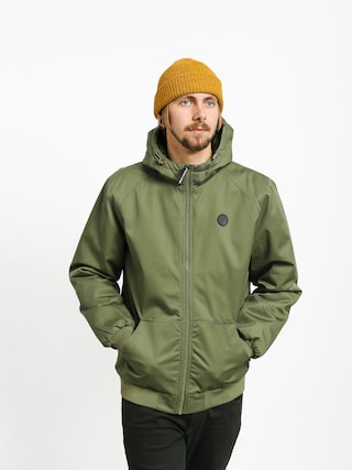 Bunda DC Ellis Padded (fatigue green)