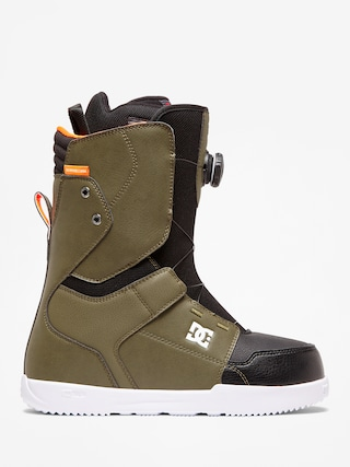Boty na snowboard DC Scout Boa (olive night)