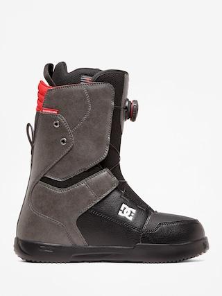 Boty na snowboard DC Scout Boa (grey/black)