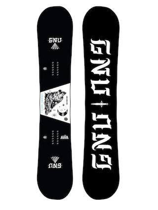 Snowboard Gnu Asym Riders Choice C2X (wolf)