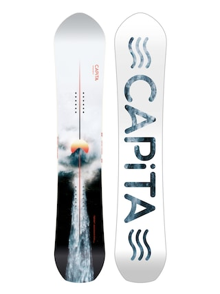 Snowboard Capita The Equalizer by Jess Kimura Wmn (white/blue/black)