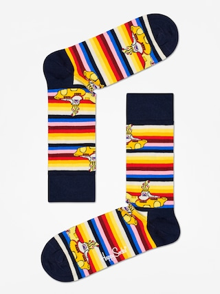 Ponou017eky Happy Socks The Beatles (navy/multi)