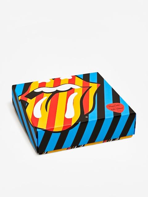 Ponožky Happy Socks Rolling Stones Giftbox 3Pk (multi)