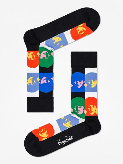 Ponožky Happy Socks The Beatles (black/white/multi)