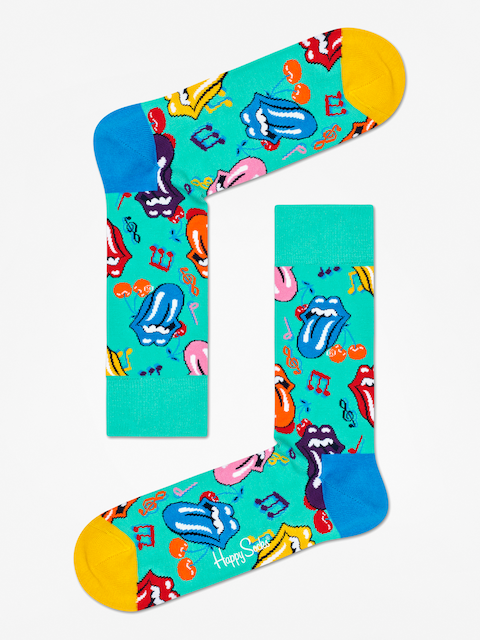 Ponožky Happy Socks Rolling Stones Giftbox 6Pk (multi)