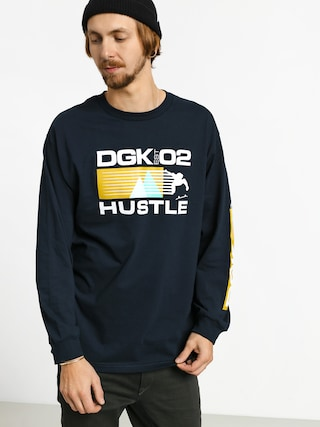 Triko DGK Established (navy)