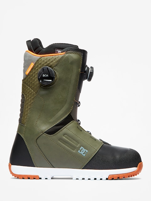 Boty na snowboard DC Control Boa (olive camo)