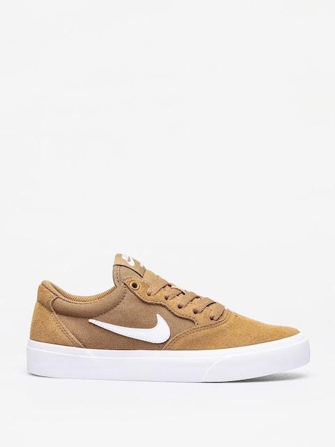 Boty Nike SB Chron (golden beige/white)