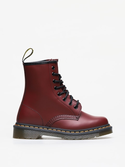 Boty Dr. Martens 1460 (cherry red smooth)