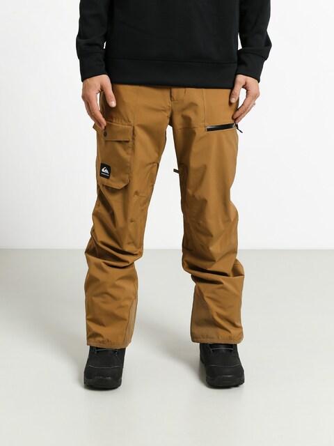 Snowboardové kalhoty  Quiksilver Utility (otter)